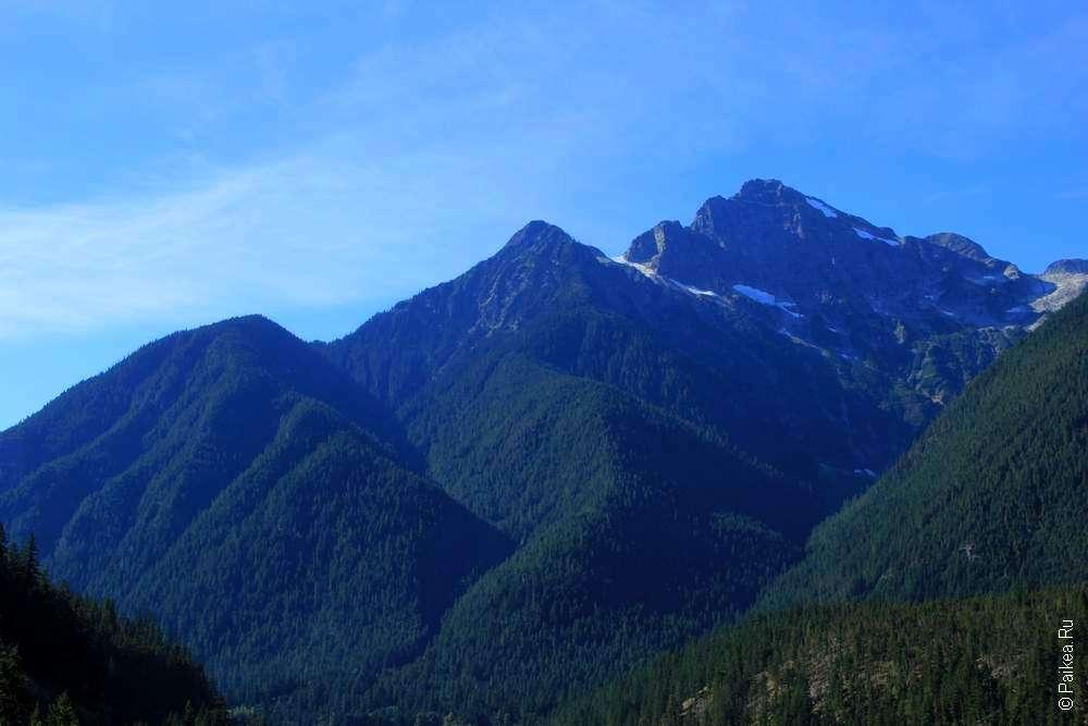 Горы в национальном парке