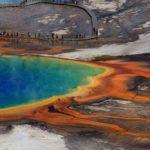 Большой призматический источник (Grand Prismatic spring)