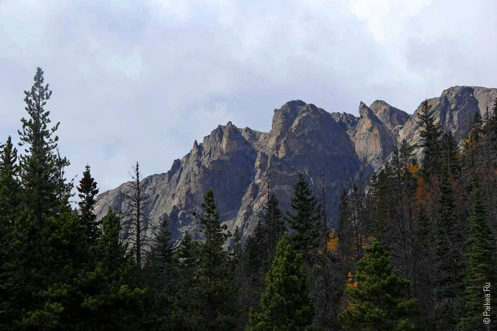 Скалистые горы в штате Колорадо