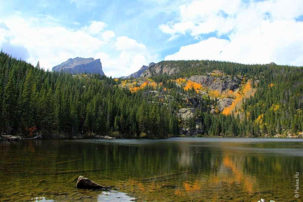 Медвежье озеро (Bear lake)