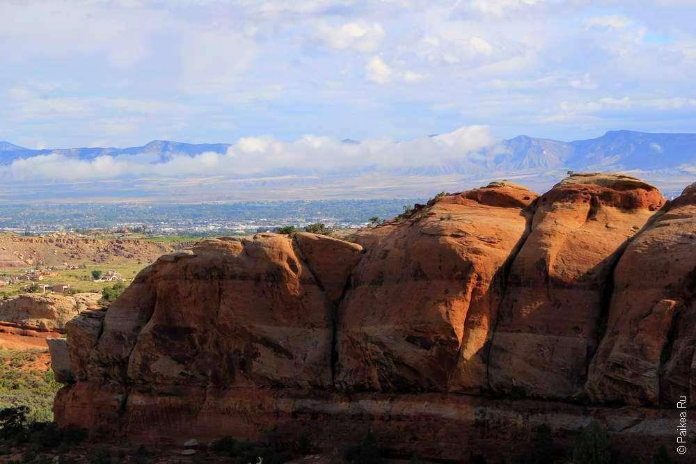 Каньон в Колорадо