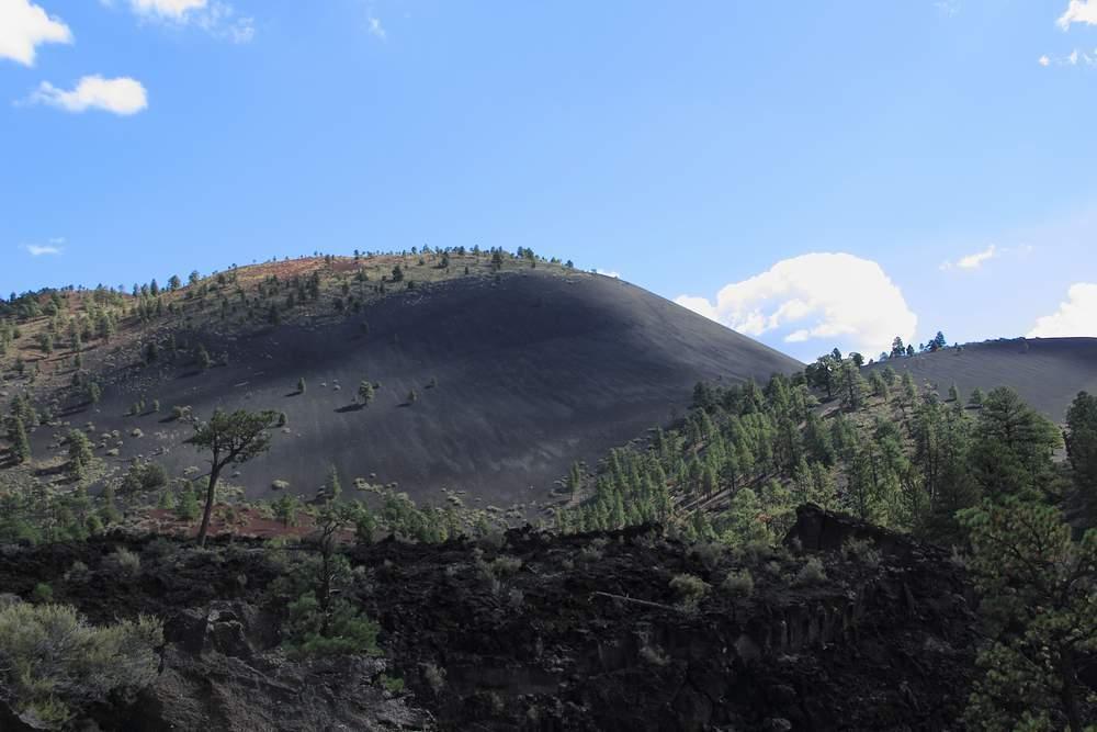Сансет кратер, США (Sunset crater, USA)