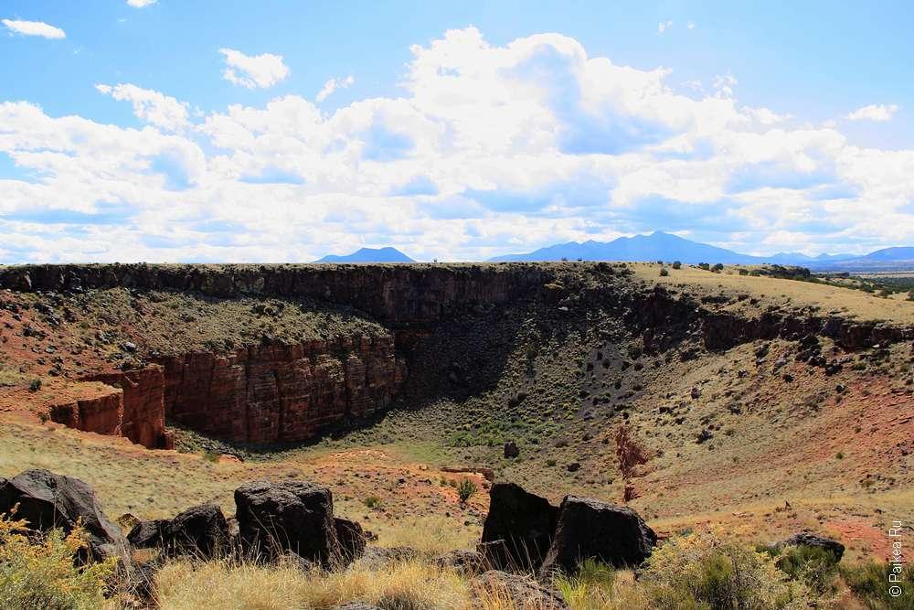Руины индейцев Аризона