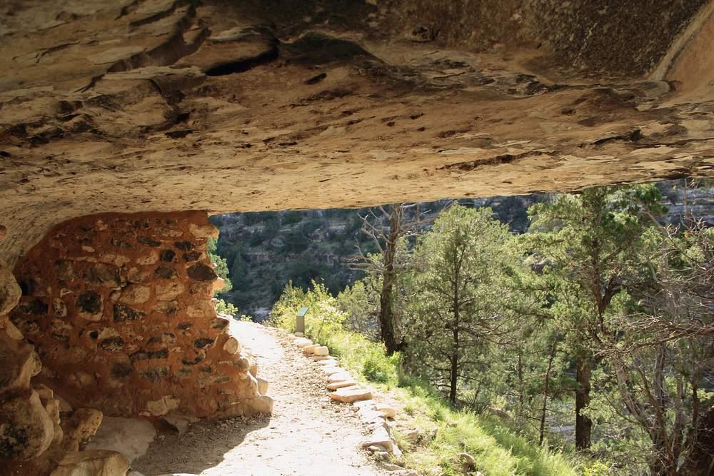 Уолнат каньон, США (Walnut canyon, USA)