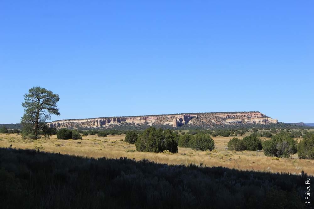 Эль Морро, Нью-Мексико, США (El Morro,New-Mexico, USA)