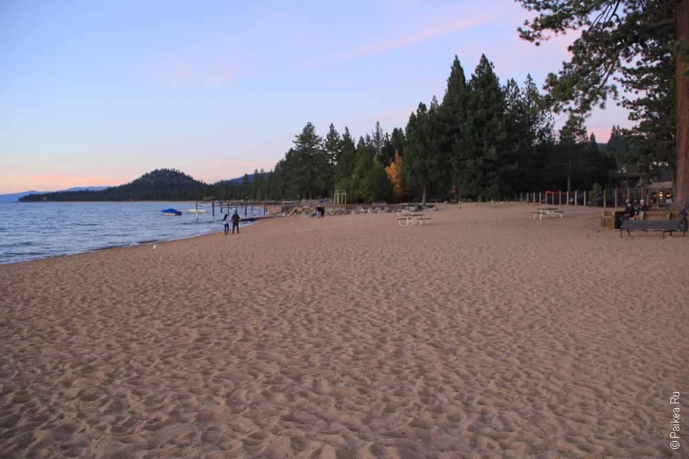 озере тахо калифорния