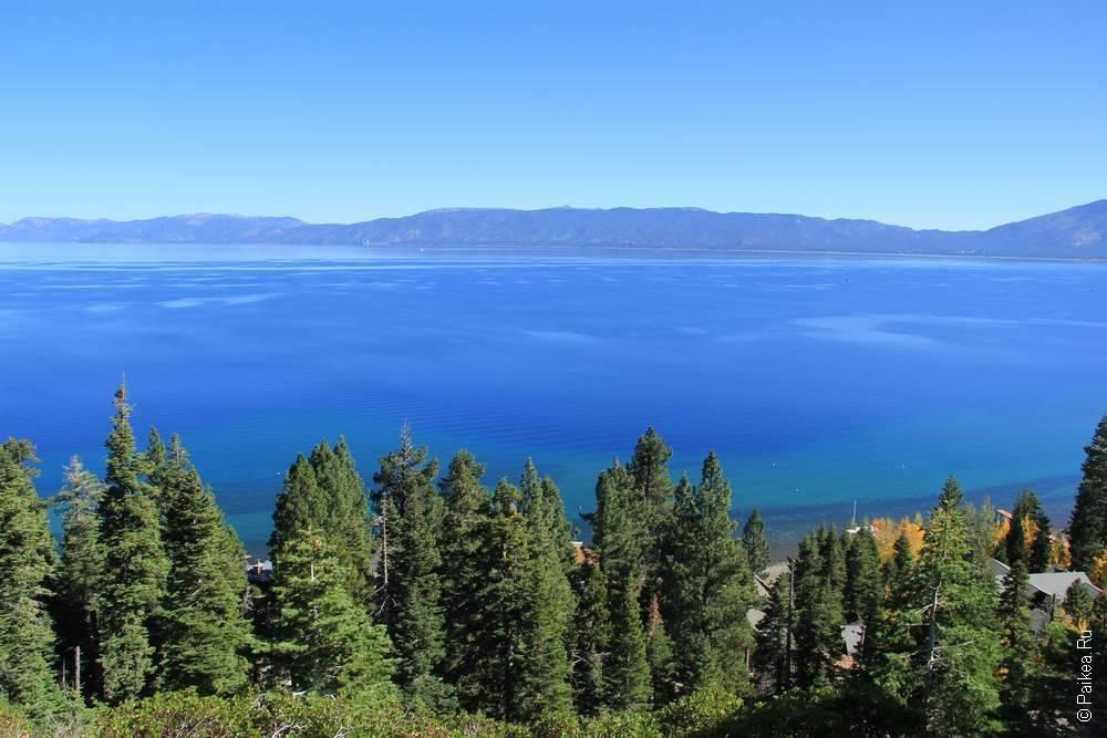 Озеро Тахое