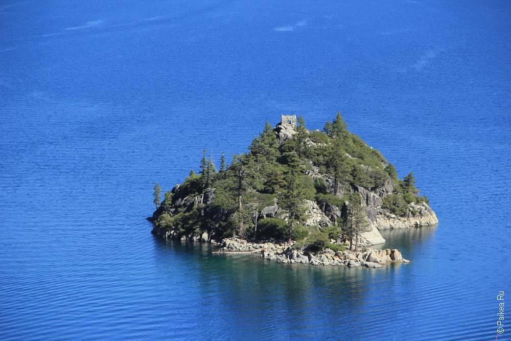 остров викингов в США