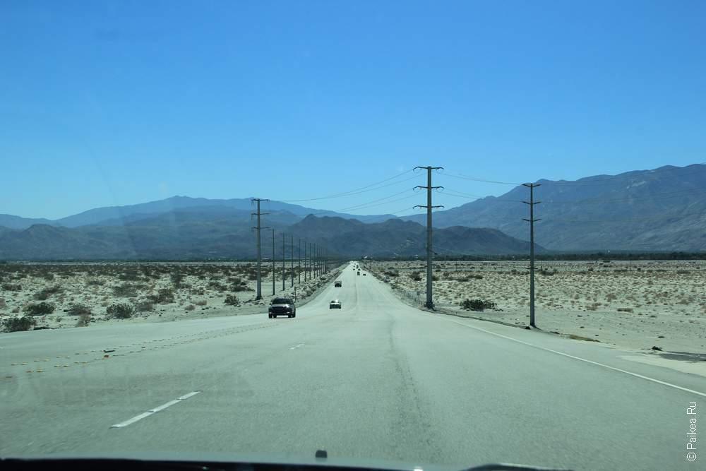Палм-Спрингс, США (Palm Springs, USA)