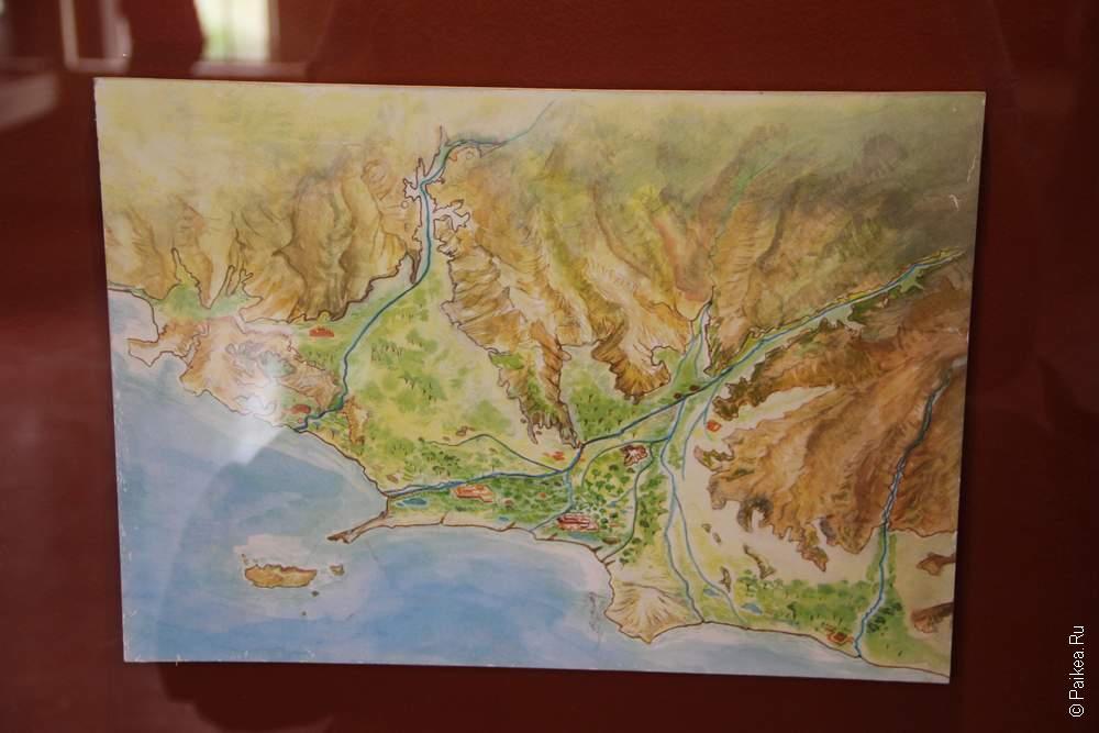 Ландшафт Лимы и окрестностей