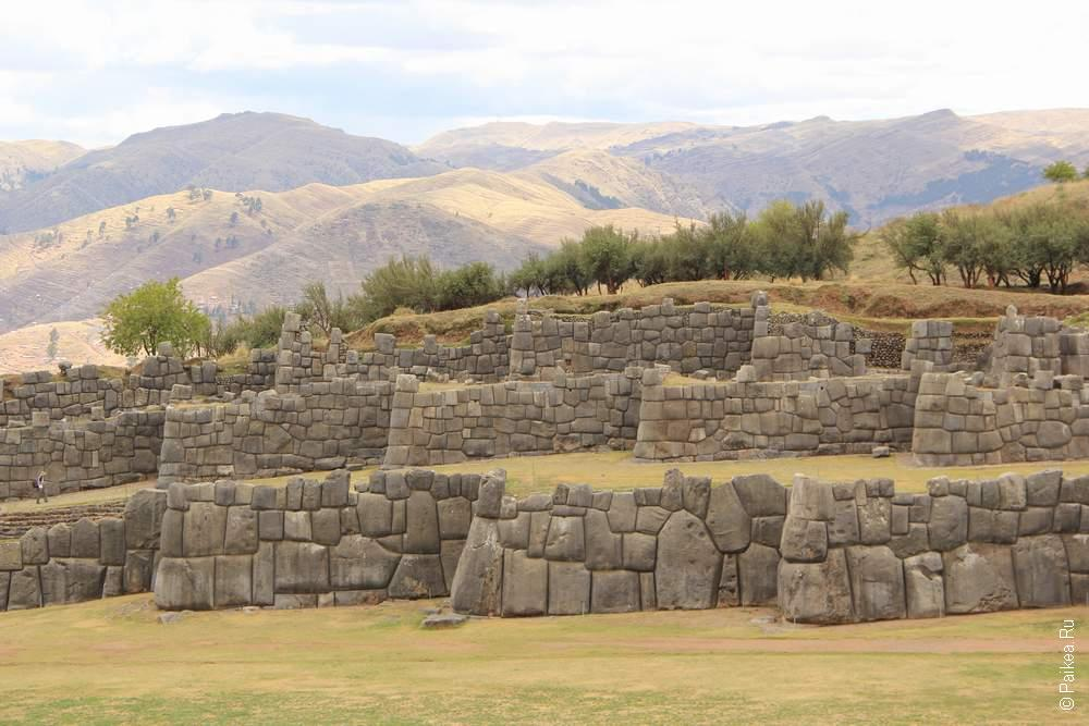 Саксайуаман в Перу