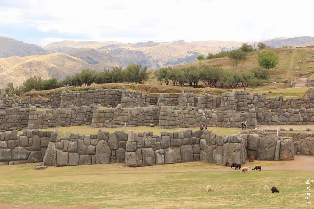 Саксайуаман - достопримечательность Перу