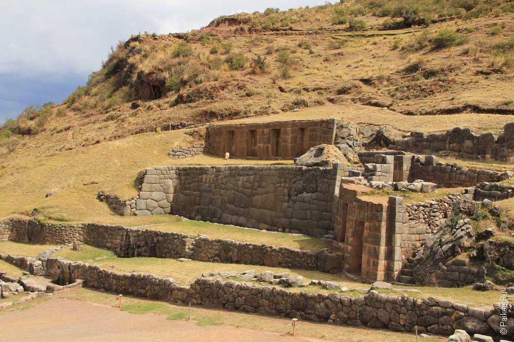 Тамбомачай в Перу
