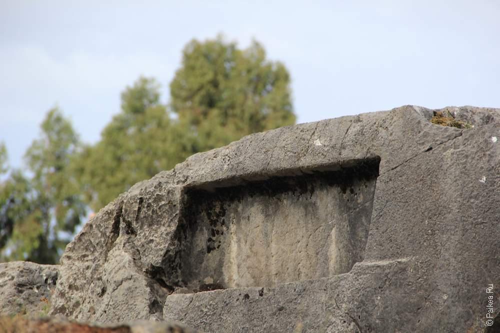 Храм обезьян в Перу