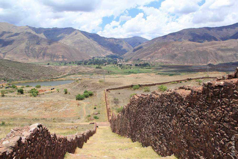 Пикиякта, Перу (Pikillacta, Peru)