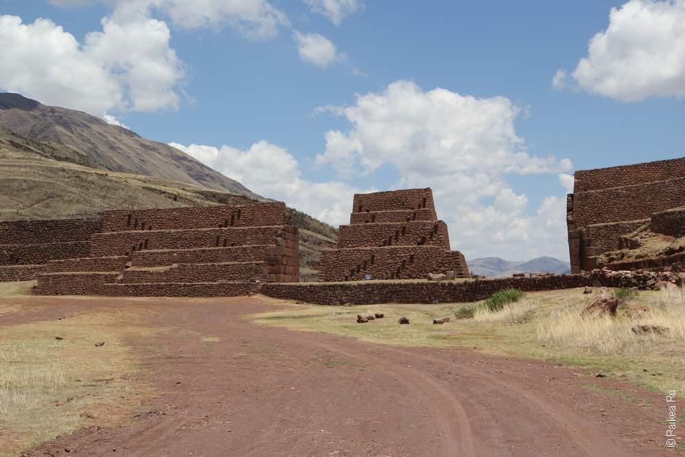 Румиколка в Перу