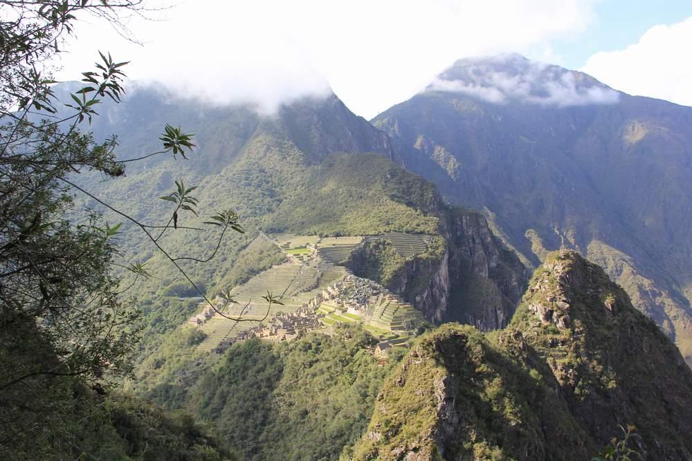 Уайну-Пикчу, Перу (Huaynu Picchu, Peru)