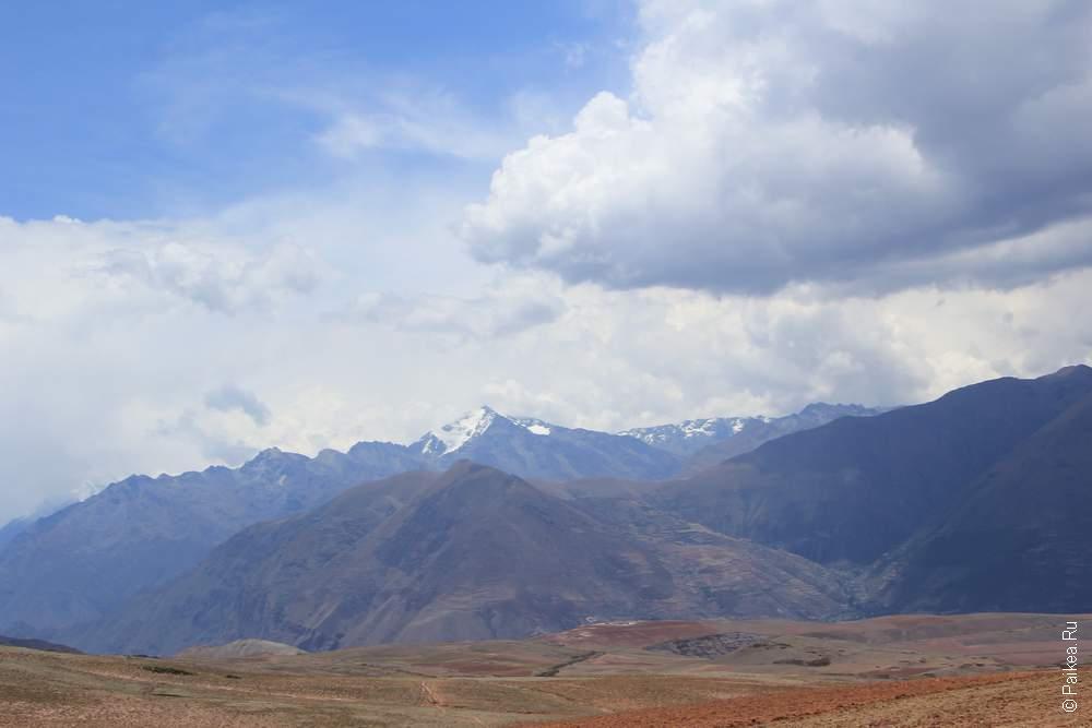 В Андах