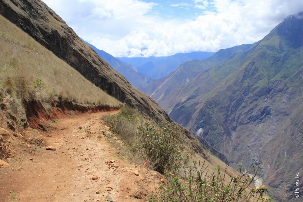 Чокекирао, Перу (Choquequirao, Peru)