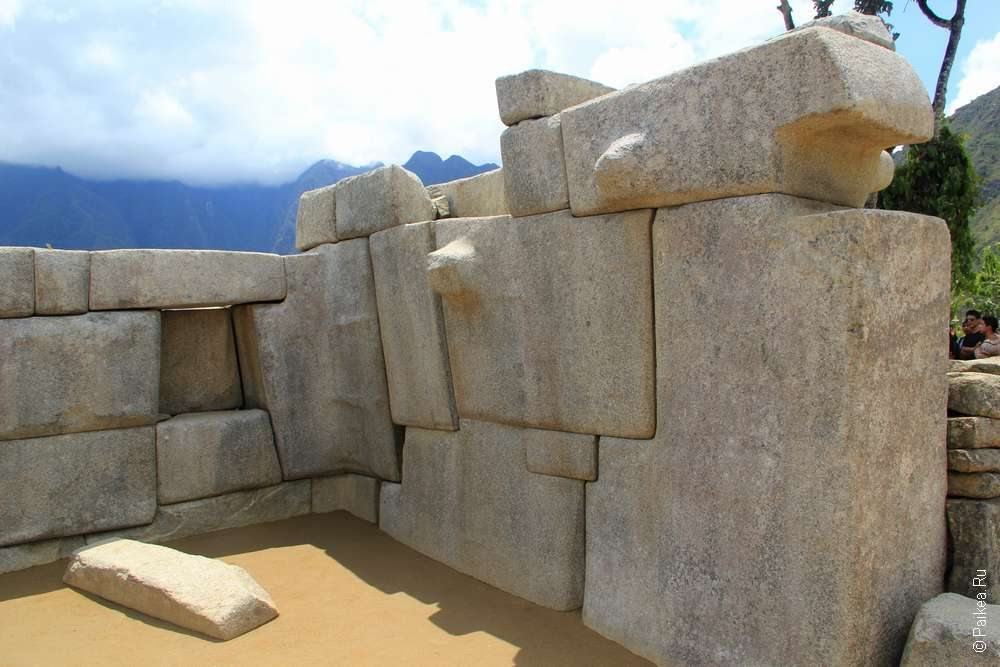 Мегалитическая кладка Мачу-Пикчу