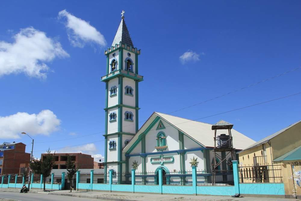 Церковь в Эль Альто