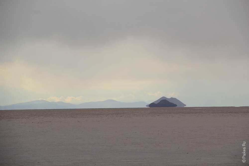 Саляр де Уюни, Боливия (Salar de Uyuni, Bolivia)