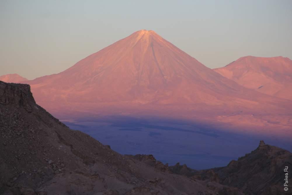 Долина Луны, Атакама, Чили (Valle de la Luna, Atacama, Chile)