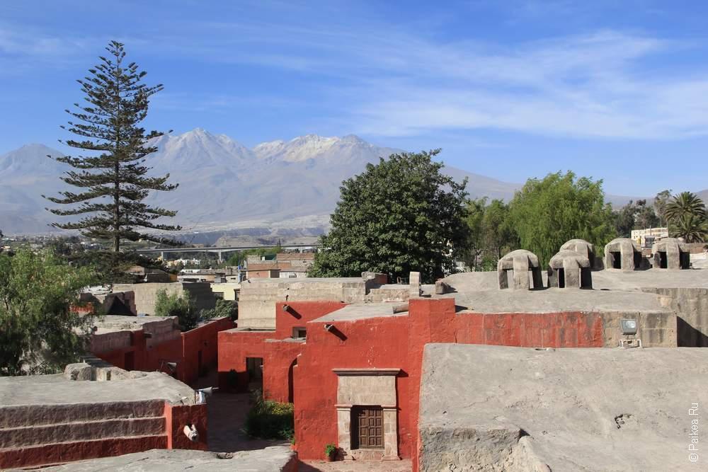 Монастырь Санта-каталина, Арекипа, Перу (Santa Catalina, Arequipa, Peru)