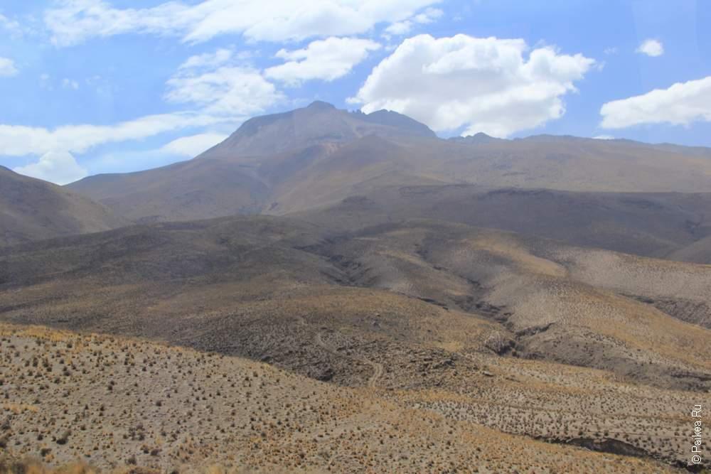 Кабанаконде, Перу (Cabanaconde, Peru)