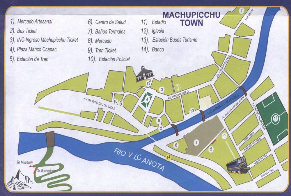 Карта Агуас-Калиентес
