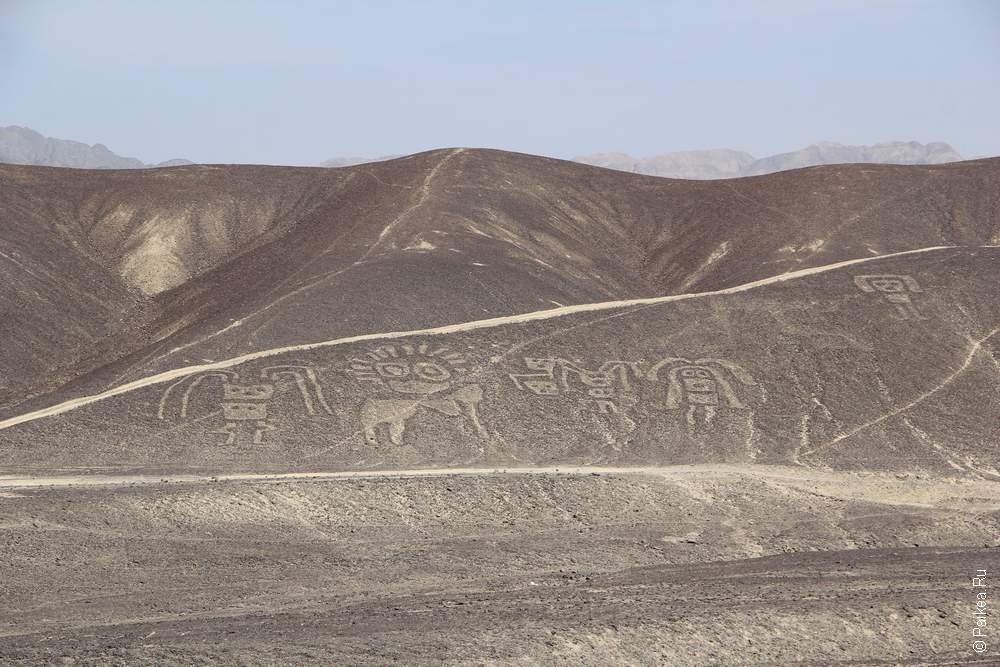 Достопримечательности Перу Наска