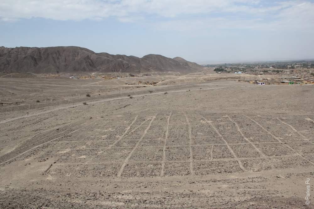 Достопримечательности Перу геоглифы