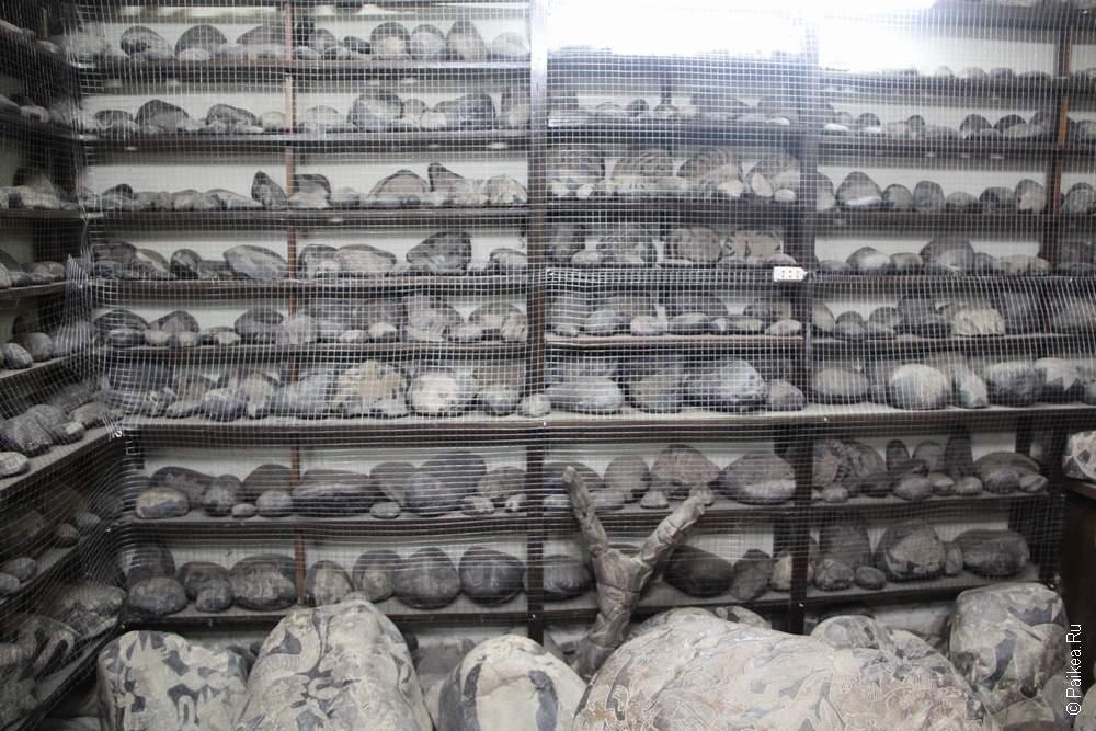 Музей камней Ика