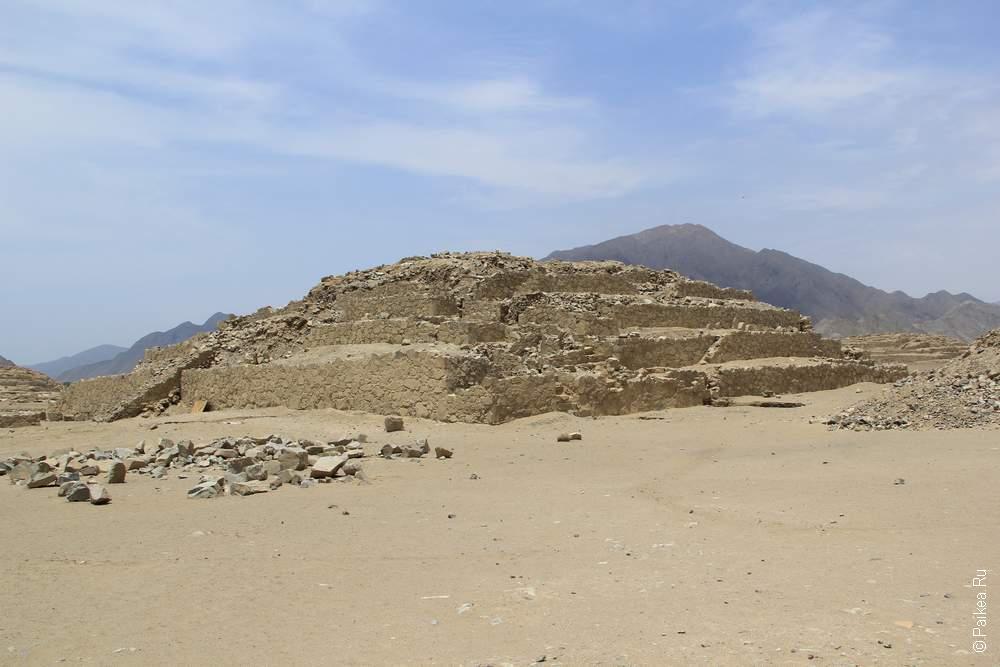 Караль, Барранка, Перу (Caral, Barranca, Peru)