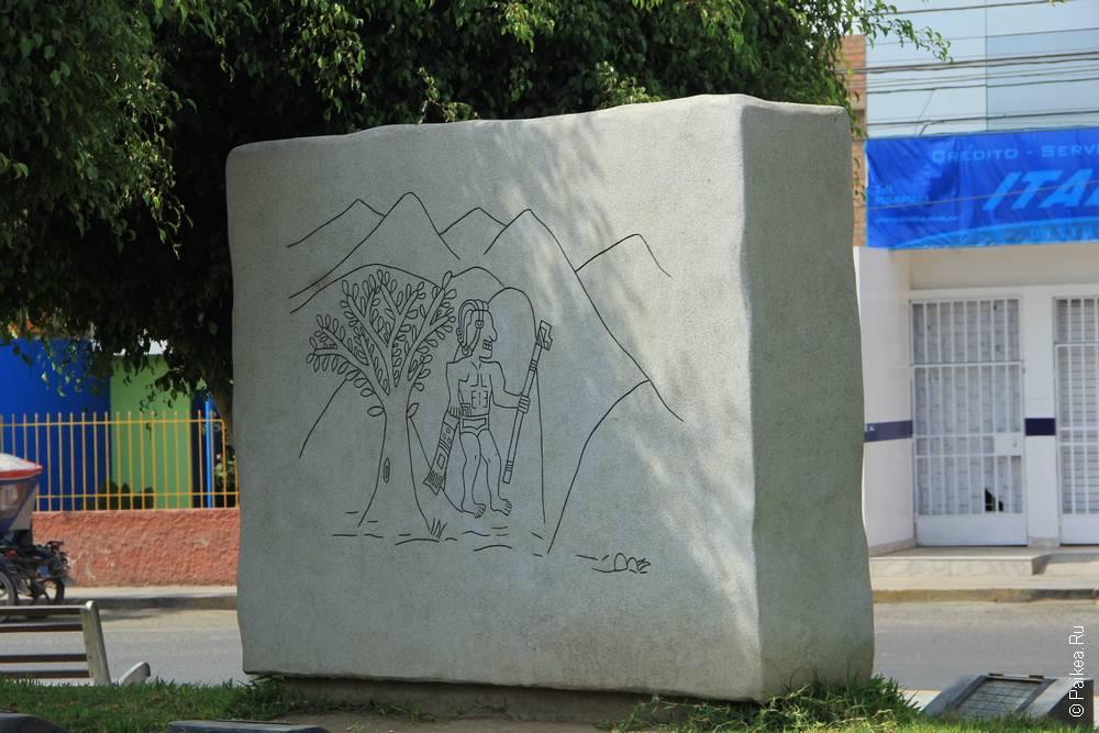 Современные жители Касмы гордятся своим прошлым