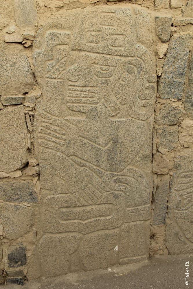 Сечин, Перу (Sechin, Peru)