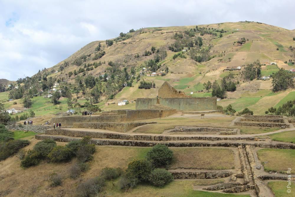 Ингапирка, Эквадор (Ingapirca, Ecuador)