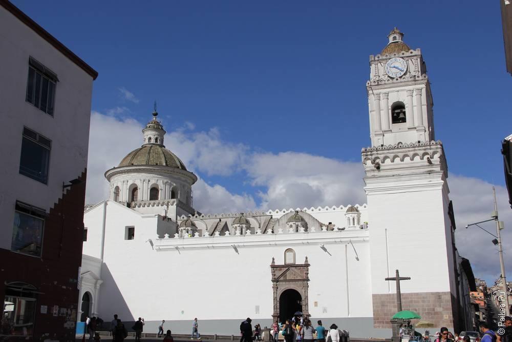 Ла Мерсед в Кито