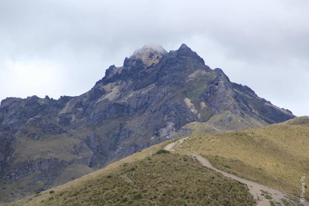 Телеферико, Кито, Эквадор (Teleferiqo, Quito, Ecuador)