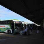 Автобус из Эквадора в Колумбию