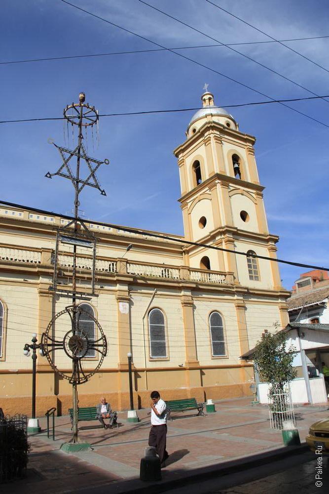 Храм Святого Августина