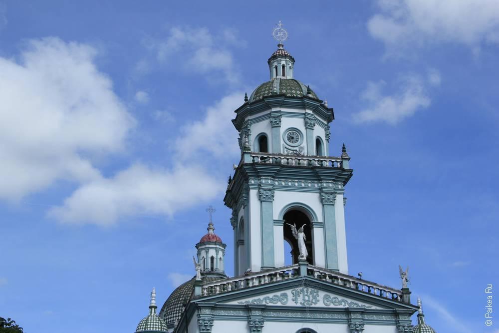 Пасто, Колумбия (Pasto, Colombia)