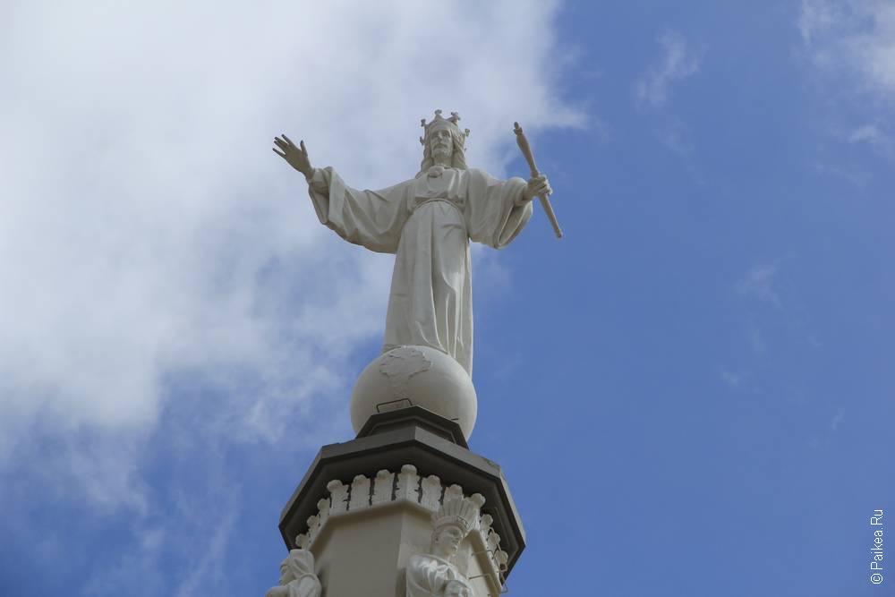 Собор Царя-Христа в Пасто