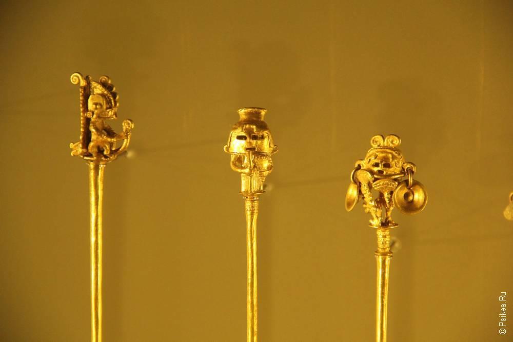 Музей Золота, Богота, Колумбия (Museo del Oro, Bogota, Colombia)