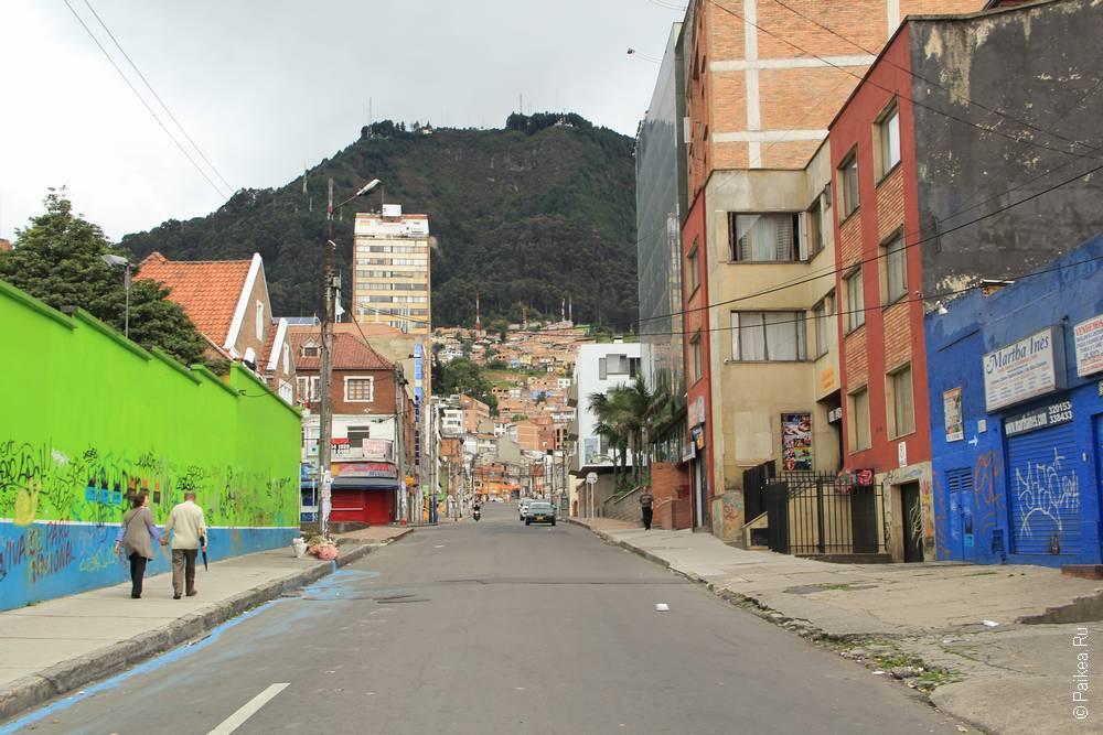 Богота, Колумбия (Bogota, Colombia)