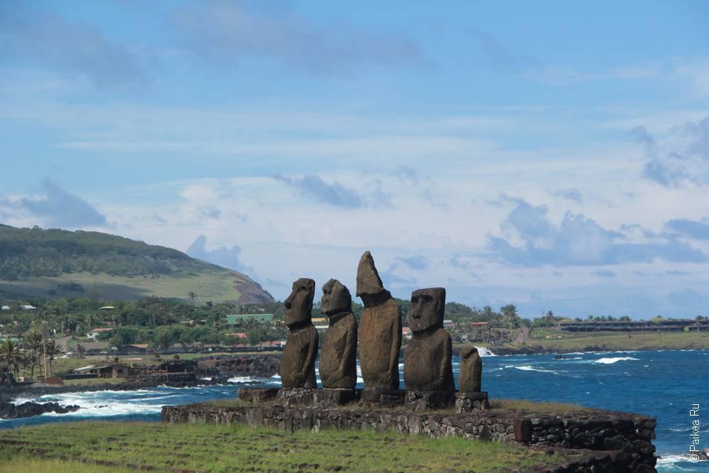 Остров Пасхи Тахаи