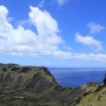 Оронго и Рано Кау на острове Пасхи (Easter Island)