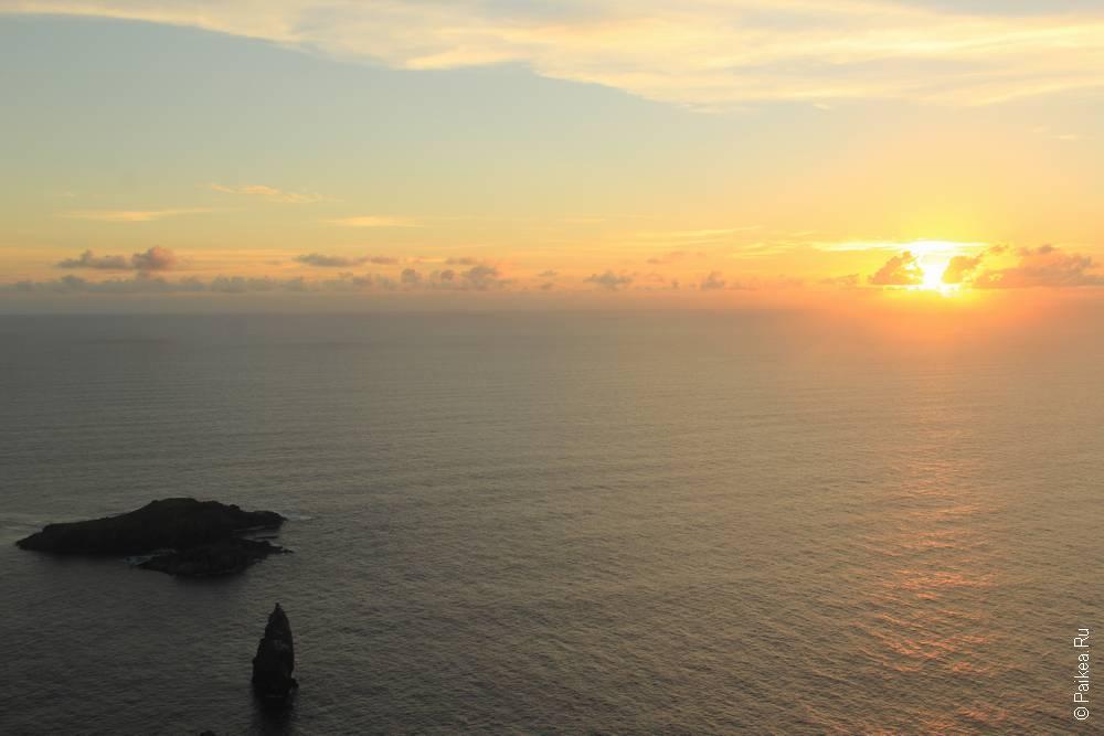 Остров Пасхи (Easter Island)