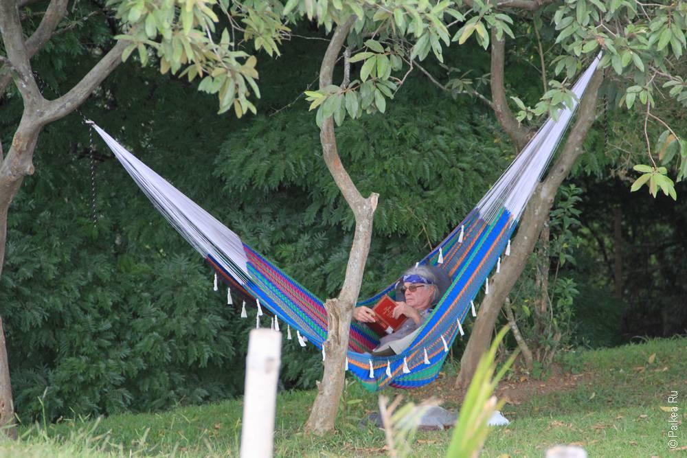 Обычно люди в Южной Америке расслаблены и им не до вас!