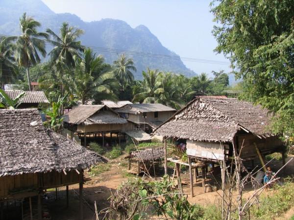 Вдоль бирманской границы
